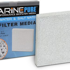 marine pure plate ceramic biofilter media with box at algaebarn